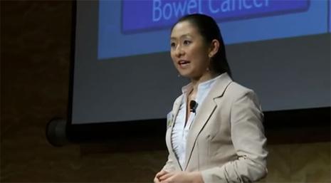 2011 UNSW 3MT Winner Jenny Liu